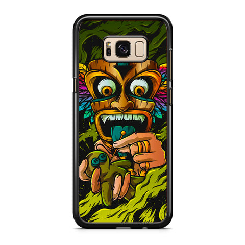 Tribal Mask Voodoo Samsung Galaxy S8 | S8 Plus Case