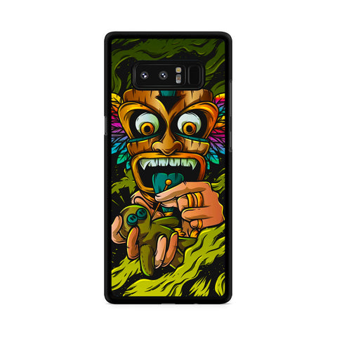 Tribal Mask Voodoo Samsung Galaxy Note 8 Case