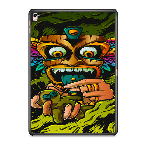 Tribal Mask Voodoo iPad Pro 9.7 Inch Case