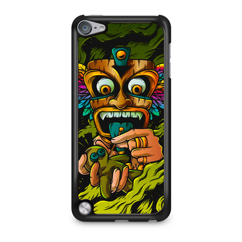 Tribal Mask Voodoo iPod Touch 5 Case