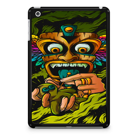 Tribal Mask Voodoo iPad Mini 4 Case