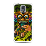 Tribal Mask Voodoo Samsung Galaxy S5 Case