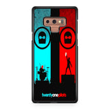 Twenty One Pilots Samsung Galaxy Note 9 Case