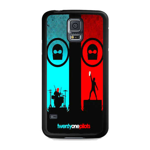 Twenty One Pilots Samsung Galaxy S5 Case