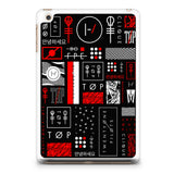 Twenty One Pilots Logo Collage iPad Mini 4 Case