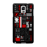 Twenty One Pilots Logo Collage Samsung Galaxy Note 4 Case