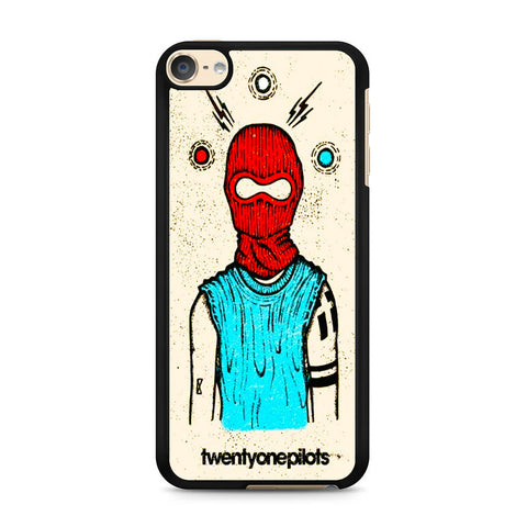 Twenty One Pilots Mask iPod Touch 6 Case