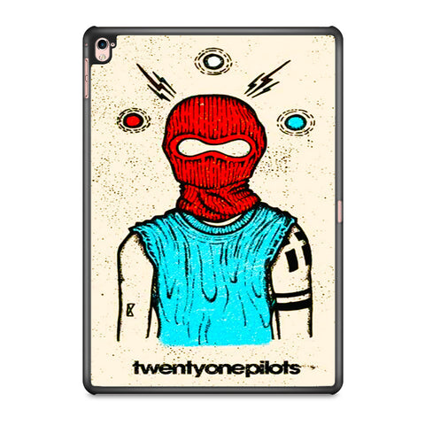 Twenty One Pilots Mask iPad Pro 9.7 Inch Case