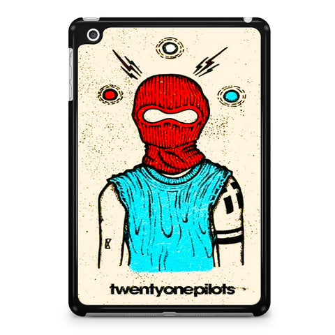 Twenty One Pilots Mask iPad Mini 4 Case