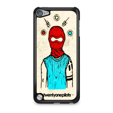 Twenty One Pilots Mask iPod Touch 5 Case