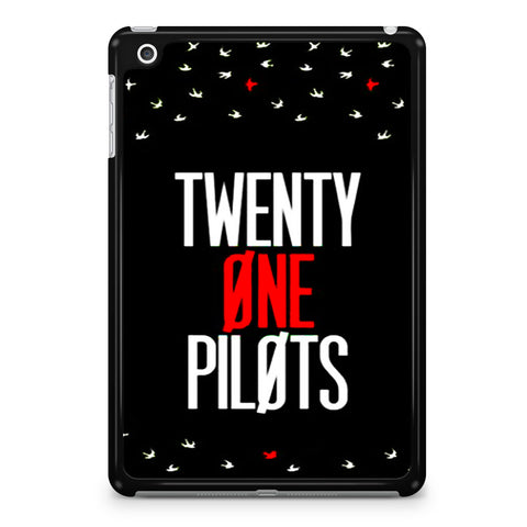 Twenty One Pilots Simple Black iPad Mini 4 Case