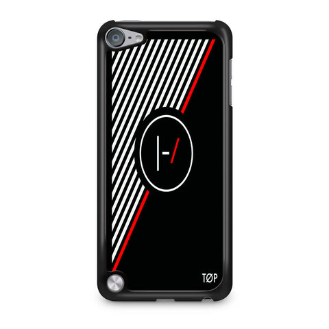 Twenty One Pilots Stripe Logo iPod Touch 5 Case