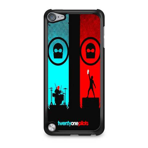 Twenty One Pilots iPod Touch 5 Case