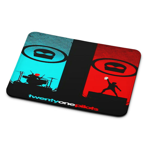 Twenty One Pilots Mouse Pad