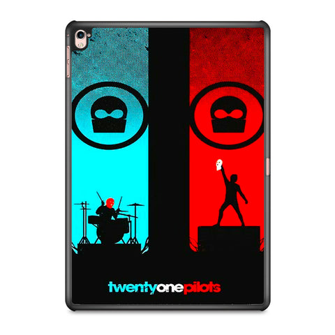 Twenty One Pilots iPad Pro 9.7 Inch Case