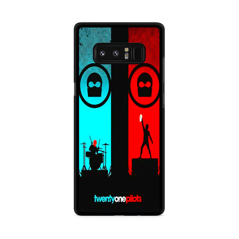 Twenty One Pilots Samsung Galaxy Note 8 Case