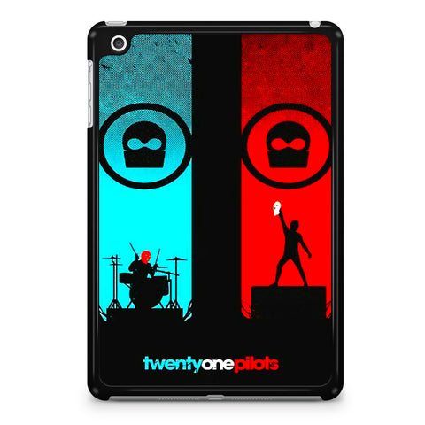 Twenty One Pilots iPad Mini 4 Case