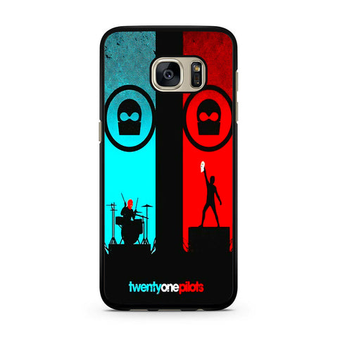 Twenty One Pilots Samsung Galaxy S7 | S7 Edge Case