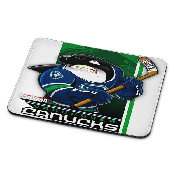 Vancouver Canucks Hockey Team Mouse Pad
