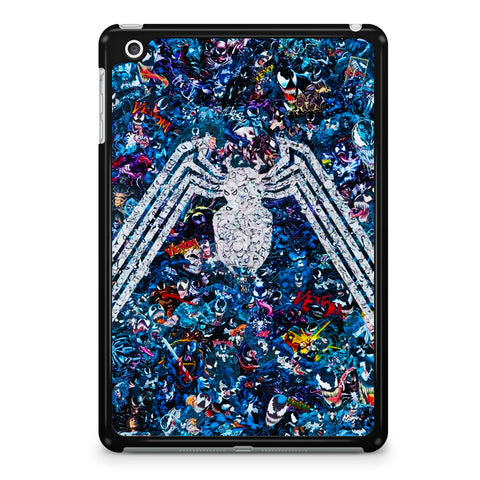 Venom Logo Collage iPad Mini 4 Case