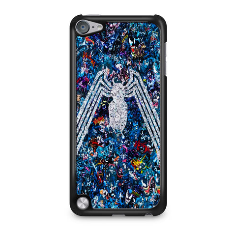 Venom Logo Collage iPod Touch 5 Case