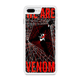 Venom We Are Venom iPhone 8 Plus Case