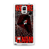 Venom We Are Venom Samsung Galaxy Note 4 Case