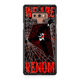 Venom We Are Venom Samsung Galaxy Note 9 Case