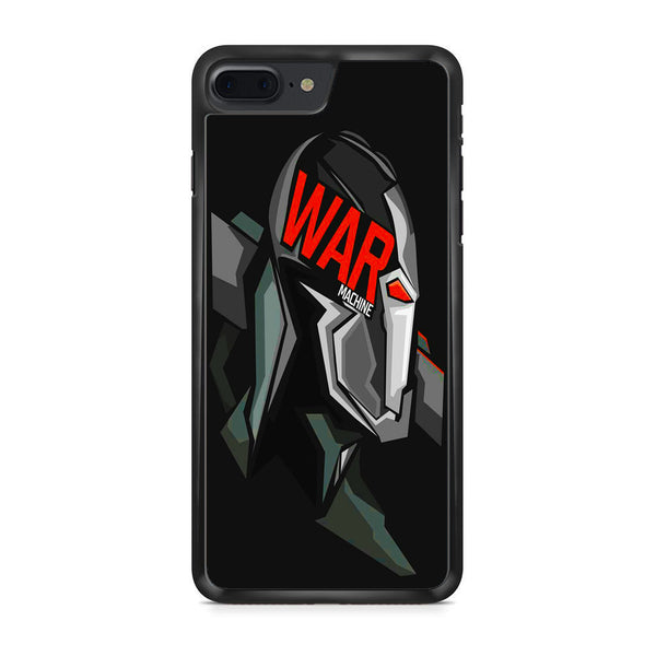 War Machine Pop Head iPhone 7 Plus Case