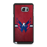 Washington Capitals Logo Samsung Galaxy Note 5 Case