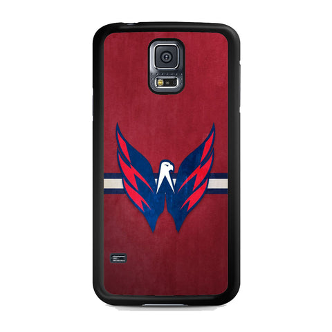 Washington Capitals Logo Samsung Galaxy S5 Case