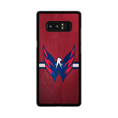 Washington Capitals Logo Samsung Galaxy Note 8 Case