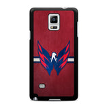 Washington Capitals Logo Samsung Galaxy Note 4 Case