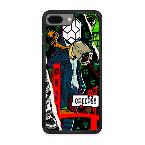 Watch Dogs 2 Dedsec Creeps iPhone 8 Plus Case
