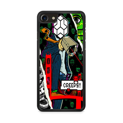 Watch Dogs 2 Dedsec Creeps iPhone 8 Case