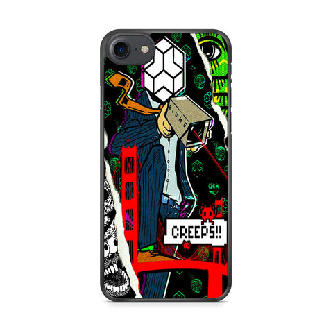 Watch Dogs 2 Dedsec Creeps iPhone 7 Case