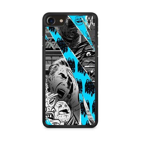 Watch Dogs 2 Dedsec Takeover iPhone 8 Case