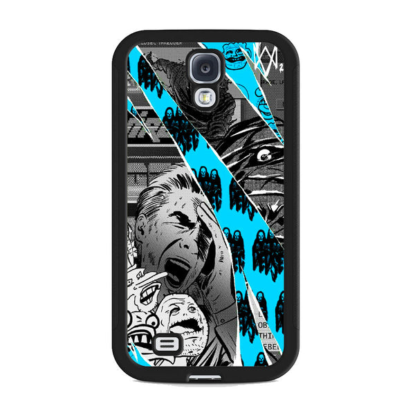 Watch Dogs 2 Dedsec Takeover Samsung Galaxy S4 Case