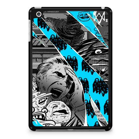 Watch Dogs 2 Dedsec Takeover iPad Mini 4 Case