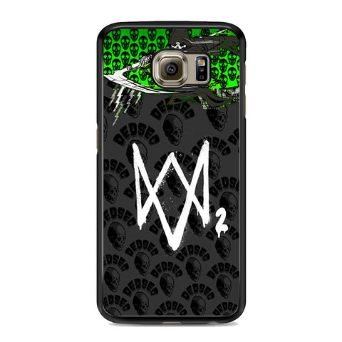 Watch Dogs 2 Join Dedsec Samsung Galaxy S6 | S6 Edge | S6 Edge Plus Case