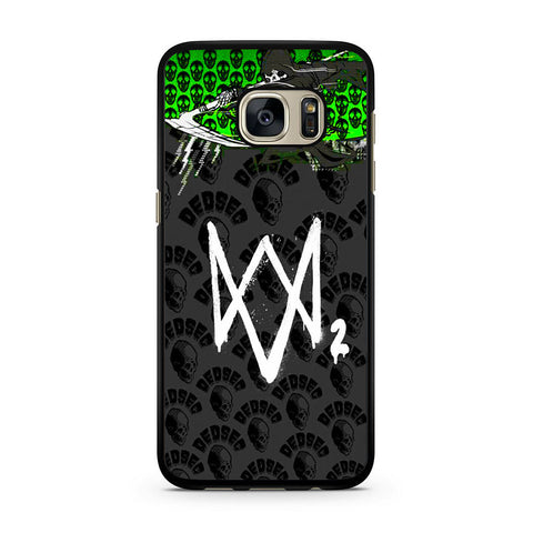 Watch Dogs 2 Join Dedsec Samsung Galaxy S7 | S7 Edge Case