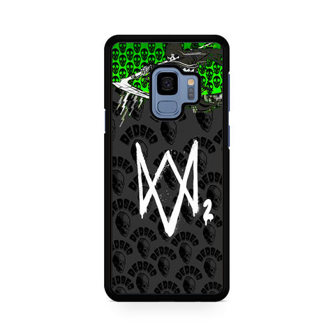 Watch Dogs 2 Join Dedsec Samsung Galaxy S9 | S9 Plus Case
