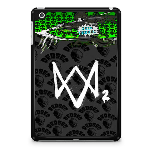 Watch Dogs 2 Join Dedsec iPad Mini 4 Case