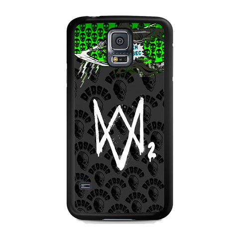 Watch Dogs 2 Join Dedsec Samsung Galaxy S5 Case
