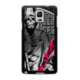 Watch Dogs 2 Reaper Dedsec Samsung Galaxy Note 4 Case