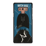 Watch Dogs Connection Is Power Samsung Galaxy Note 9 Case