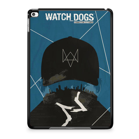 Watch Dogs Connection Is Power iPad Air | Air 2 Case