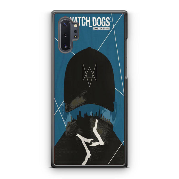 Watch Dogs Connection Is Power Samsung Galaxy Note 10 | Note 10 Plus Case