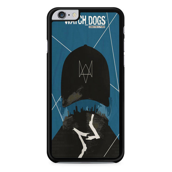 Watch Dogs Connection Is Power iPhone 6 Plus | 6S Plus Case