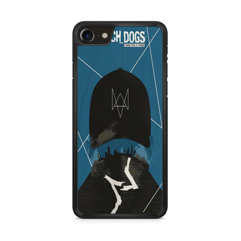Watch Dogs Connection Is Power iPhone 8 Case